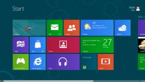 Menambah Widget Social Profile Keren Ala Windows 8 : Metro UI