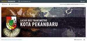 Aplikasi Lacak Bus Transmetro Pekanbaru (TMPTracking)