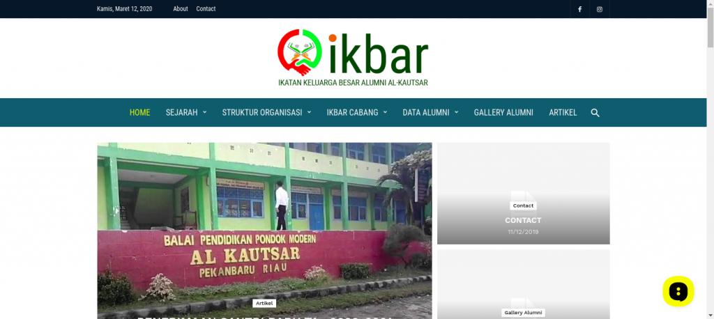 Ikatan Keluarga Besar Alumni Al-Kautsar (IKBAR)